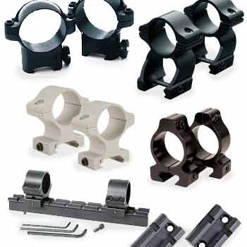 Scope Mounting Accessories