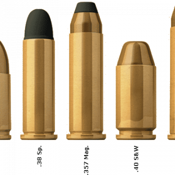 Hand Gun - Centre Fire Ammunition