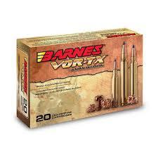 BARNES VOR-TX AMMUNITION 416 RIGBY 400GR TSX FB/20